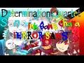 Determination Quartet (Sans and Ink Sans vs. Chara and !ERROR SANS) || Undertale and AU Quartet