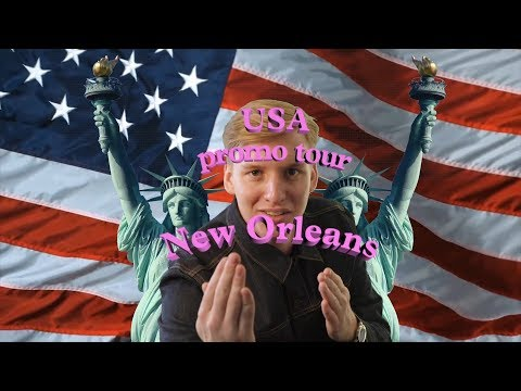 George Ezra - US Tour Diary (New Orleans)