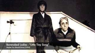 Watch Barenaked Ladies Little Tiny Song video