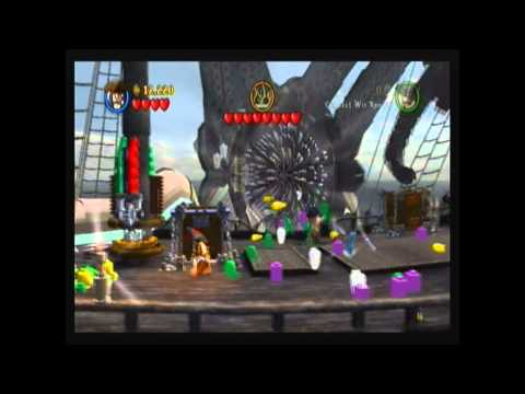 Wii- Pirates of the caribbean- The Kraken!!- 13