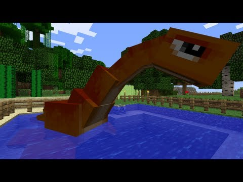 Minecraft Dinosaurs Part 11 Finished Tree House and Dilophosaur Eggs