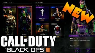 "Black Ops 4: NEW ""BlackJack"" Item Shop Breakdown + How To SKIP Tiers Every Day!"