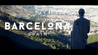 Barcelona - Spain [ Cinematic Travel Video ]