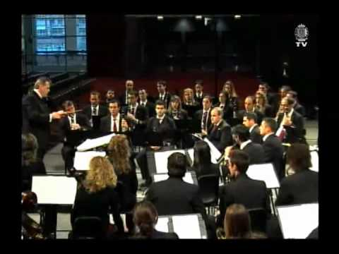 Danzon Nº2 - Arturo Marquez - CIM La Armonica de Buñol (Valencia) - El Litro