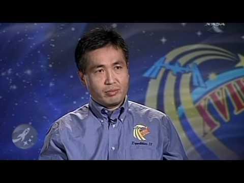 STS-119 Koichi Wakata