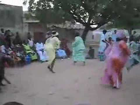 Senegal dance in Kaolack