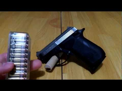 My Two Cents - Taurus PT-22 Poly Review (.22 LR)