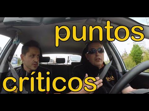 Autoescuela Gala: ZONAS DIFÍCILES EXAMEN CONDUCIR EN ALCORCÓN