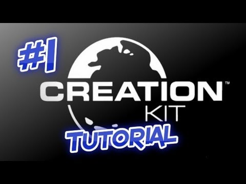 Skyrim: Creation Kit Tutorials [Part 1] - Creating a Custom Player Owned Home (1080p HD)