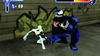 Прохождение игры спайдермен 2001