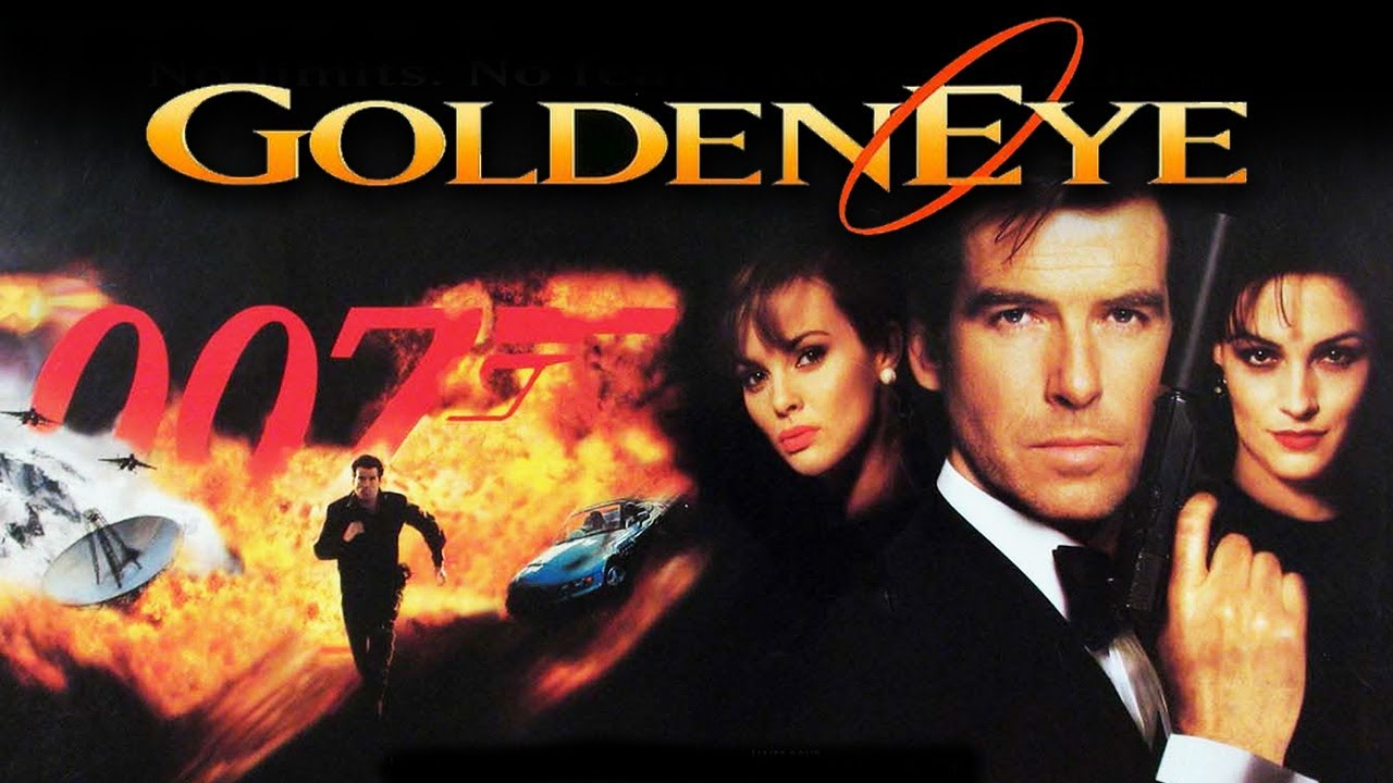 Goldeneye Full Movie Free