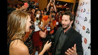 Keanu Reeves Is Super Down To Earth