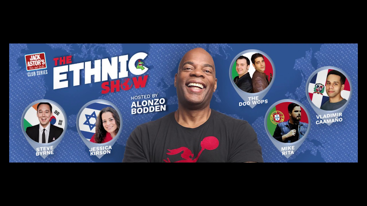 Just For Laughs The Ethnic Show