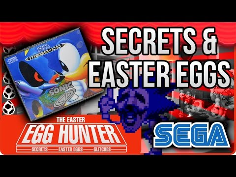 Sonic CD Secrets & Easter Eggs - The Easter Egg Hunter