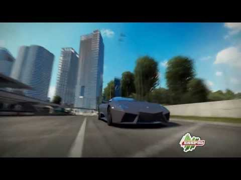 TOP: Lamborghini Reventón_in game1080p