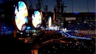 Coldplay live in Zürich May 26 2012 - Paradise HD
