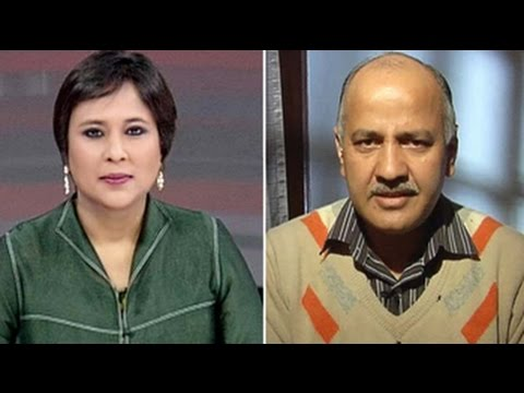 'Good Response From PM Modi,' Says Manish Sisodia of Aam Aadmi Party