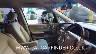 Honda elysion . Jap car finder