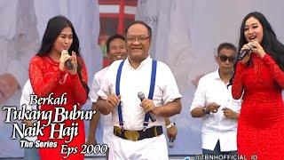 Duo Serigala Abang Goda Joget Bareng Pemain TBNH TBNH 2000 29 Mei 2016
