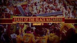 Feast of the Black Nazarene 2017 Ad