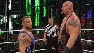 SmackDown Elimination Chamber Match: Elimination Chamber