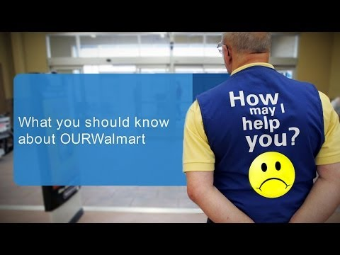 Leaked Documents Show How Walmart Silences Workers!