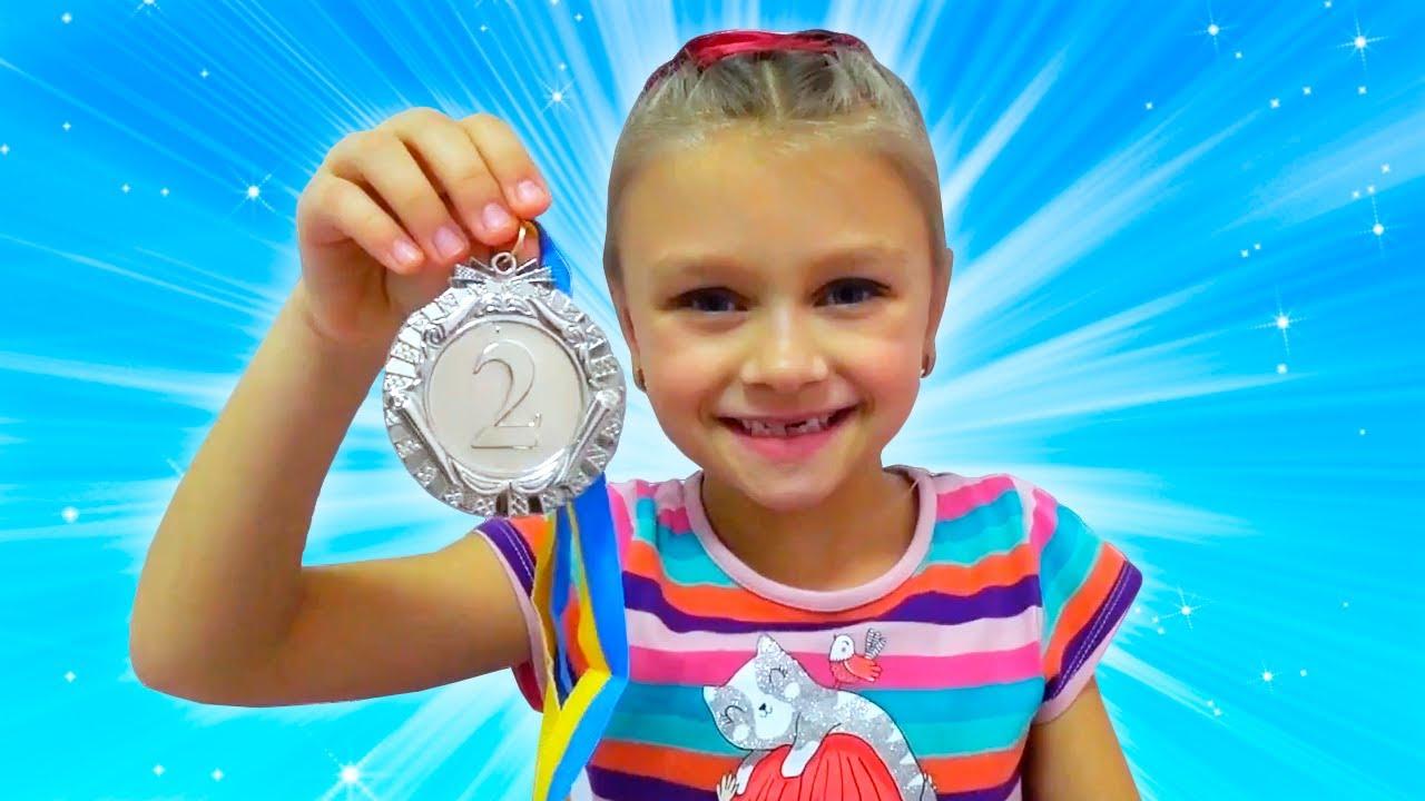 Влог Соревнования по танцам | Какое место заняла Ярослава? | Tiki Taki Kids