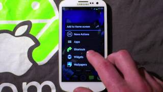Samsung Galaxy S3- i9300 Tips and Tricks (not rooted)