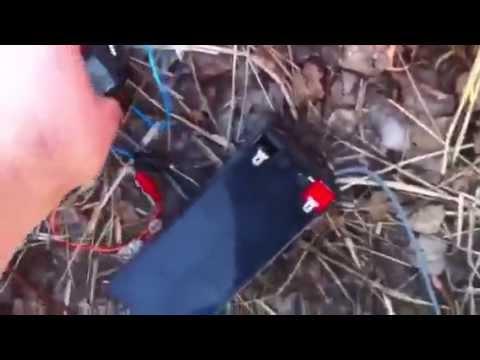 Генератор СЕ (наносекундный генератор) Видео 2