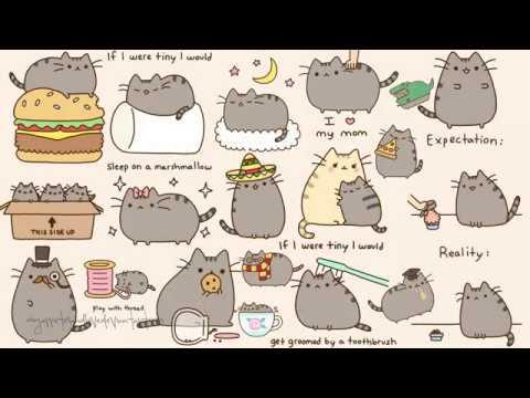 Нарисовать кавайных котиков
