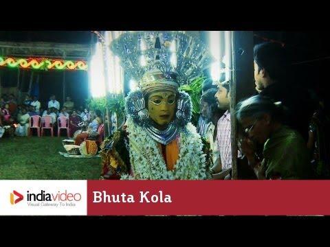 Bhuta Kola - ritual dance form of Tulu Nadu, India