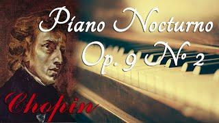 Chopin Música Clásica Relajante de Piano para Estudiar y Concentrarse, Trabajar, Relajarse, Leer