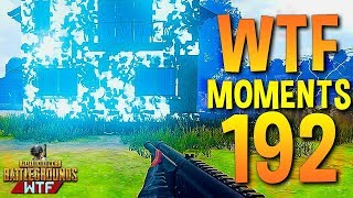 PUBG Funny WTF Moments Highlights Ep 192 (playerunknown's battlegrounds Plays)