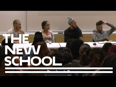Fashion and Diversity Series: Fashion and Race I Parsons School Design