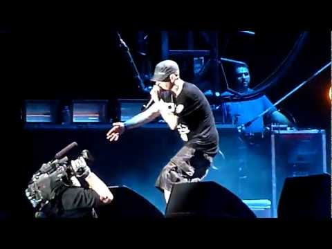 Eminem @ Lollapalooza 2011 - Old School Mash-Up