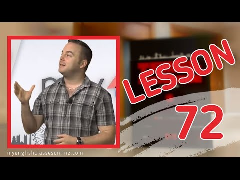 Lesson 72: Past Perfect Tense