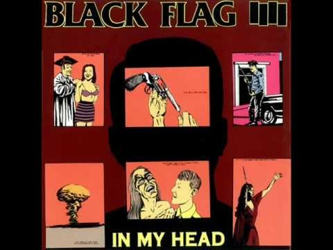 Black Flag - The Crazy Girl