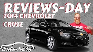 2014 CHEVROLET CRUZE 1LT REVIEW DAY- OLDE CARR AUTO SALES