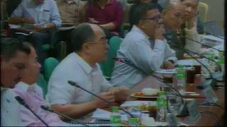 Committee on Education, Arts and Culture  (January 25, 2017)