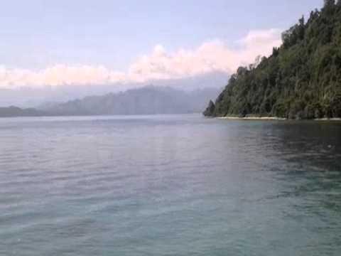 Pesona Pantai Leborang Banagan Dampal Utara