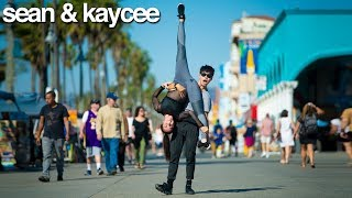 Instagram Dares For Kaycee Rice And Sean Lew World Of Dance