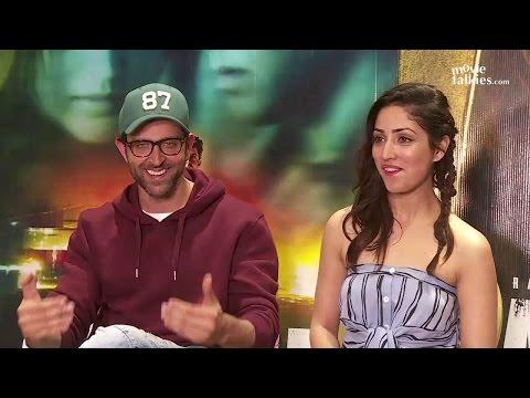 Hrithik Roshan & Yami Gautam Exclusive Interview - Kaabil Movie 2017