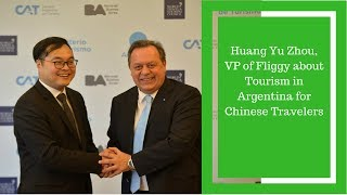 China and Argentina Travel and Tourism Partnership - WTTC
