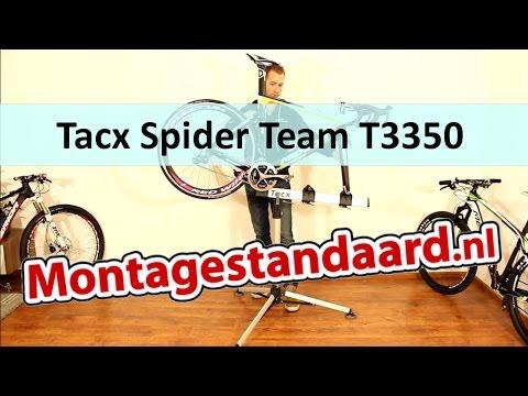 Tacx Spider Team T3350 Montagestandaard Racefiets Mountainbike