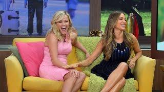 Reese Witherspoon es fan de Sofía Vergara y ahora son mejores amigas