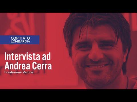 LombardiaChannel - Intervista ad Andrea Cerra (Pres. VERTICAL Lombardia)