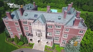 Living Large: Historic Mega-Mansion In Mahwah