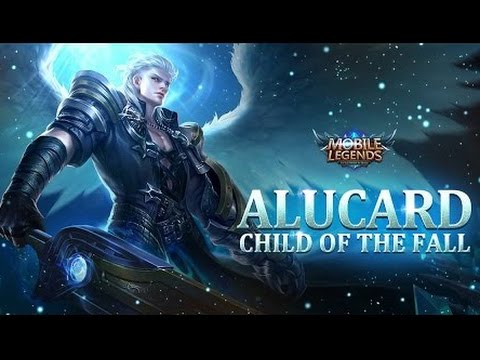 Mobile Legends - New Skin Alucard Child of the Fall First Look at Next update