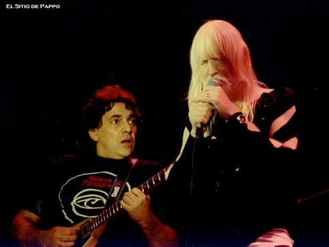 PAPPO WITH EDGAR WINTER AND BB KING