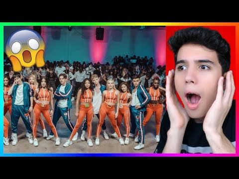 Now United - Crazy Stupid Silly Love (Official Music Video) Reaction (Reação) Wow